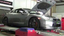 2011 Hennessey Nissan GTR800 Dyno Test Video