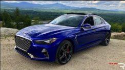 Genesis G70 3.3T Review – Setting the Sport Sedan Benchmark