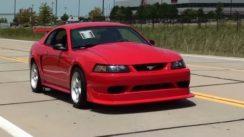 2000 Mustang Cobra R Test Drive