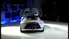 World Premiere Saab Concept Car Aero X