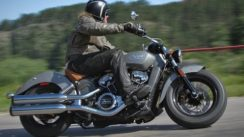 2015 Indian Scout Motorcycle Ride & Review