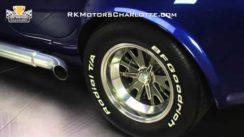 1965 Shelby Superformance Cobra Video