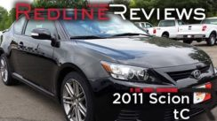 2011 Scion tC Review & Test Drive