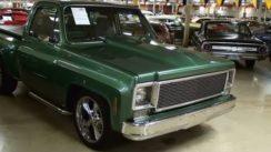 1978 Chevrolet C10 Stepside Hot Rod Pickup