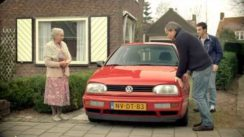 Buying a Volkswagen from an Old Lady!