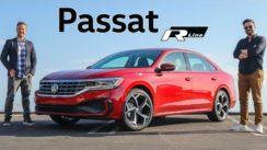 2020 Volkswagen Passat Review – Comfort On A Budget