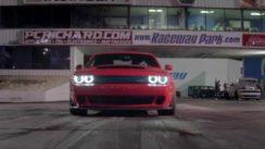 2018 Dodge Challenger SRT Demon   Most-Powerful Muscle Car Ever!