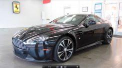 2011 Aston Martin V12 Vantage Carbon Black Edition In-Depth Review