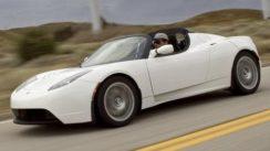 2009 Tesla Roadster Electric Car Review