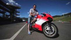 Awesome Ducati 1199 Superleggera Test Ride