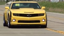 2010 Hennessey HPE700 Camaro SS 725 HP Quick Look