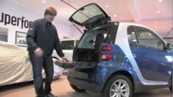 Smart ForTwo Passion Coupe Video Test Drive