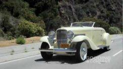 The Clark Gable 1935 Duesenberg Model JN Convertible Coupe