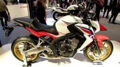 2014 Honda CB650F Walkaround at EICMA