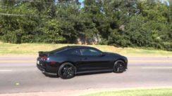 GM Muscle Car Acceleration & Burnouts Chevy Pontiac Cadillac