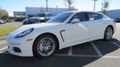 2014 Porsche Panamera 4S Executive In-Depth Review