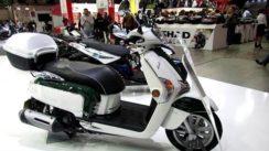 2014 Kymco Like 200i Scooter Walkaround