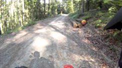 Aprilia RX 125 Dirt Bike Helmet Cam