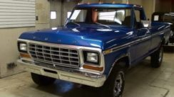 1979 Ford F150 4×4 Pickup 351 V8 Classic Quick Look