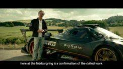 Pagani Zonda R Nurburgring Documentary Video