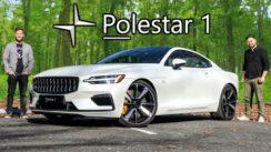 2021 Polestar 1 Full Road Test Review