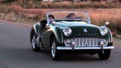 Gorgeous 1960 Triumph TR3 A Video
