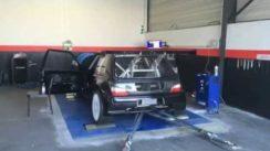 Peugeot 106 Evolution Dyno Video