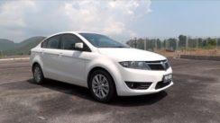 2012 Proton Preve CFE 1.6 CVT Premium Car Review