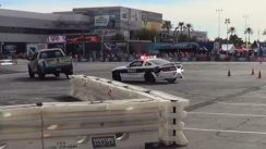 Ford Racing Playing Cops & Robbers at SEMA Show