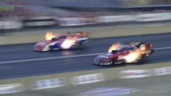 8,000 Horsepower Top Fuel Dragsters @ 300 MPH