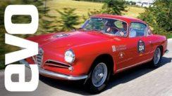 1955 Alfa Romeo 1900 SS Video