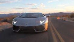 Road Tripping to SEMA in a Lamborghini Aventador