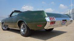 1972 Oldsmobile Cutlass Supreme Convertible Classic Video