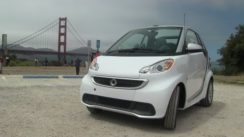 2013 Smart Fortwo Electric Drive First Drive Review