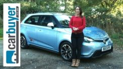 2013 MG MG3 Hatchback Review