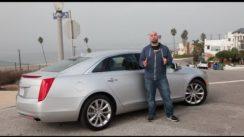 Cadillac XTS Car Review Video