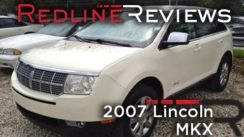 2007 Lincoln MKX FWD In-Depth Review Video