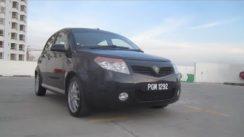2005 Proton Savvy Start-Up & Full Vehicle Tour