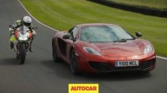 McLaren 12C vs Ducati 1199 Panigale S