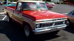 1977 Ford F100 Ranger Pickup Quick Look