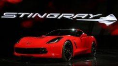 Corvette Stingray World Premiere at Detroit Auto Show