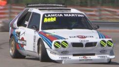 LANCIA DELTA S4 Rally Racing
