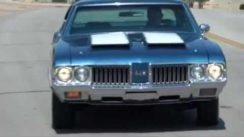 1970 Oldsmobile 442 Ram Air Action Video