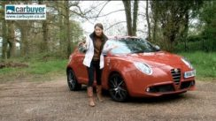 Alfa Romeo MiTo Hatchback Review