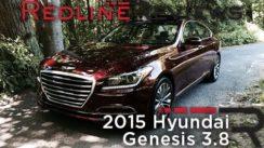 Car Review: 2015 Hyundai Genesis 3.8
