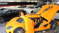 Amazing Koenigsegg CCX in Showroom