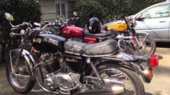 Norton Motorcycle Enthusiasts Club Meet Video