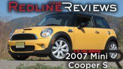 2007 Mini Cooper S Review & Test Drive