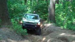 Hummer H2, H3 & H3T vs Jeep Off-Road