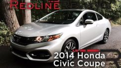 Car Review: 2014 Honda Civic Coupe